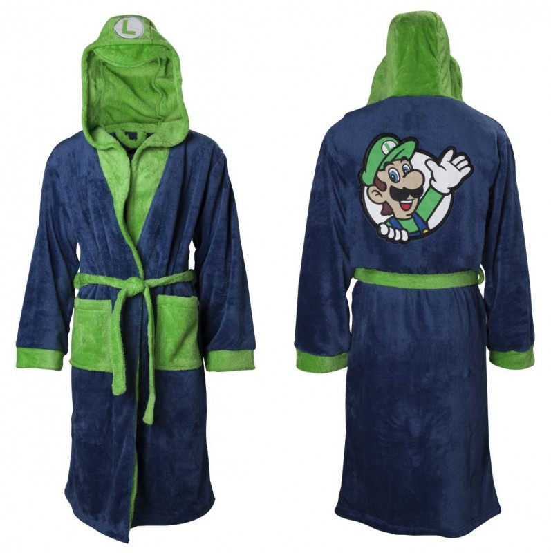 Nintendo-Super-Mario-Bros-Luigi-Costume-Bath-Robe